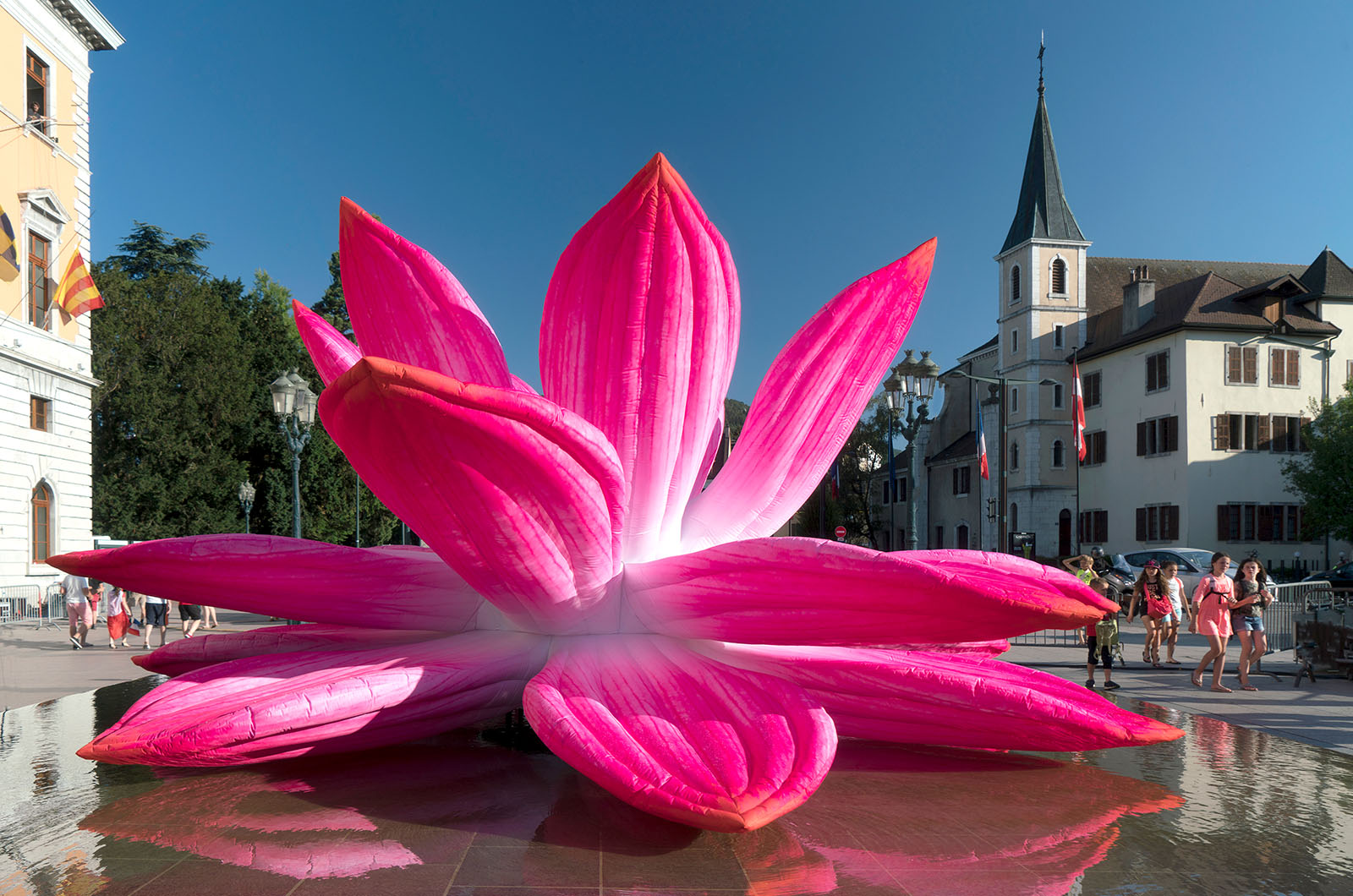 Learn French Art and Culture Annecy